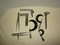 VINTAGE MEASURING PRECISION TOOLS-CALIPERS & MORE - 5
