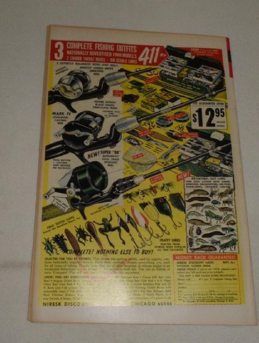 3 1960'S GOLD KEY STAR TREK COMICS - 4