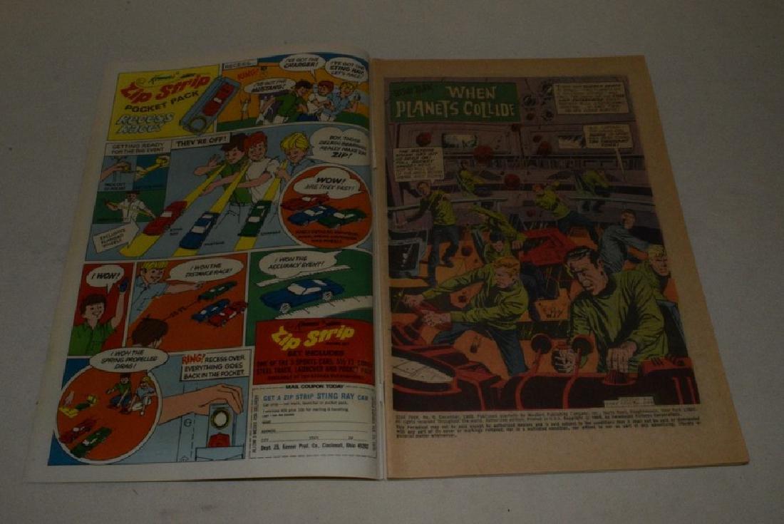 3 1960'S GOLD KEY STAR TREK COMICS - 5