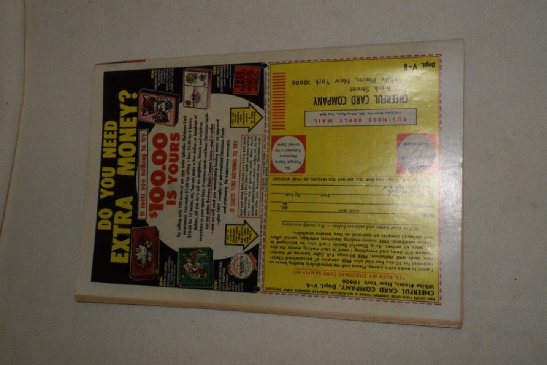 3 1960'S GOLD KEY STAR TREK COMICS - 8