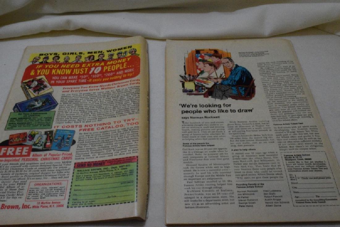 VINTAGE SILVER SURFER MARVEL COMIC BOOKS - 7