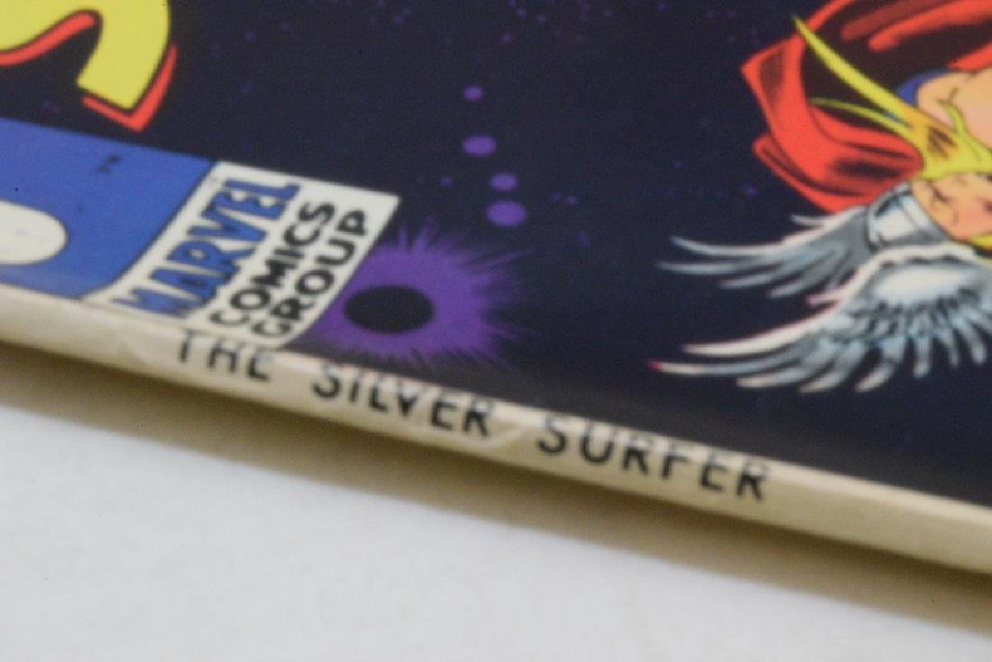 THE SILVER SURFER ISSUE 4 - 4
