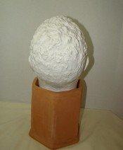 LARGE PORTRAIT HEAD SCULPTURE - 4