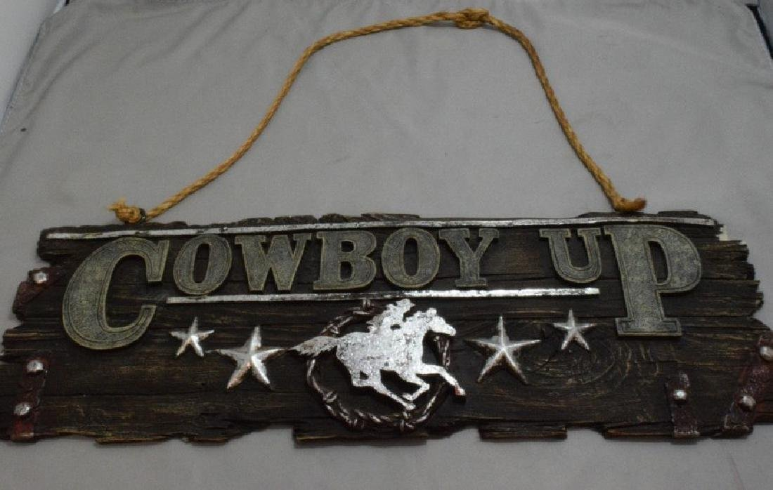 BOX WITH 2 SETS OF 10 COWBOY BOOT PARTY LIGHTS AND - 3