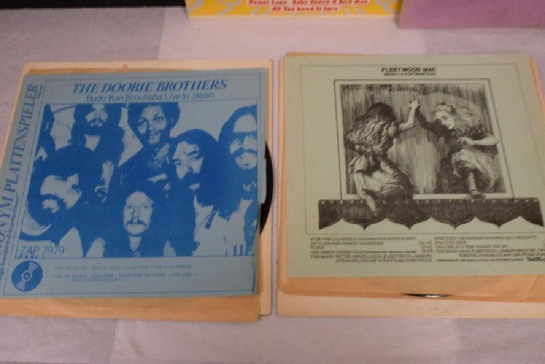 2 BEATLE VINTAGE ALBUMS - 2 BEATLES EMI OUT TAKES - 3
