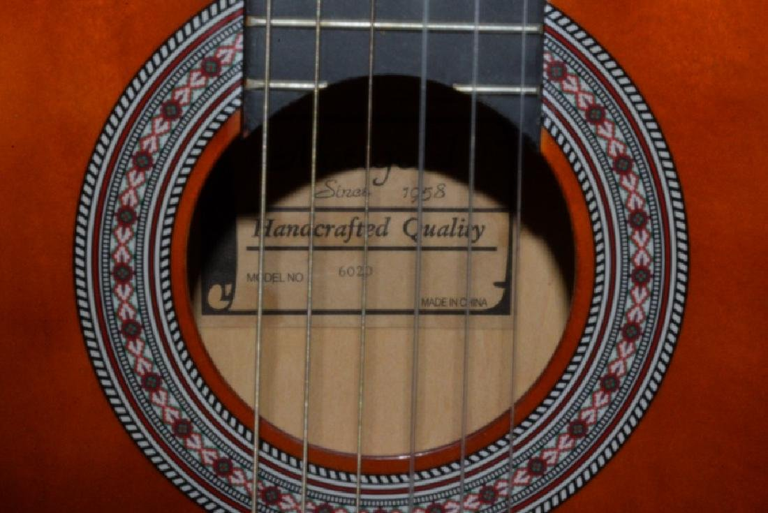 MARIGOLD MODEL #6020 39 ACOUSTIC GUITAR - ORIGINAL - 4