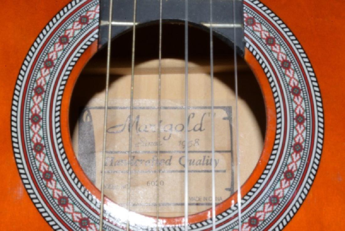 MARIGOLD MODEL #6020 39 ACOUSTIC GUITAR - ORIGINAL - 5