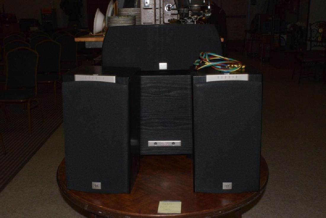 JBL STUDIO SURROUND SOUND SYSTEM