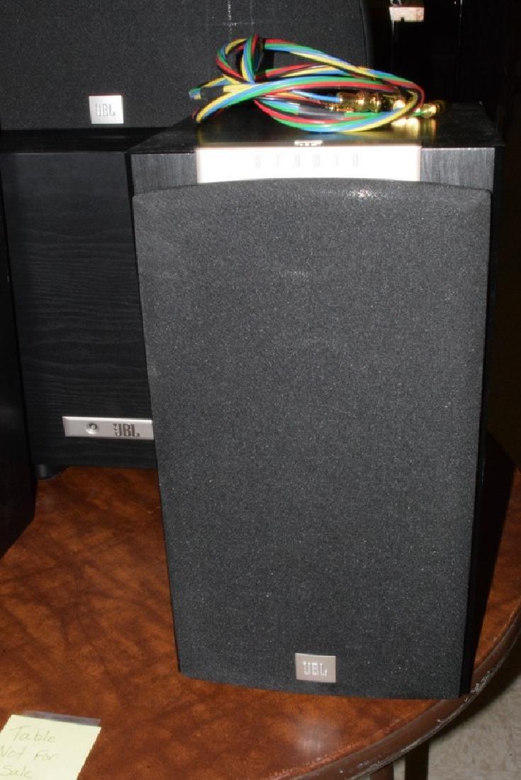 JBL STUDIO SURROUND SOUND SYSTEM - 2