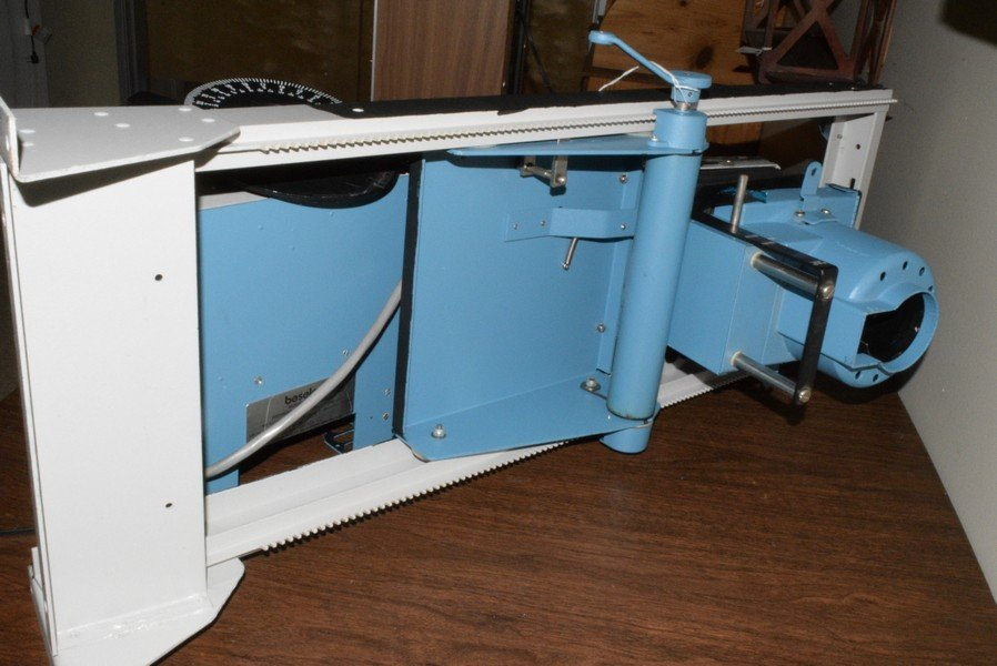 COLOR PHOTO ENLARGER - NO BRAND NAME AND A DICHRO - 4