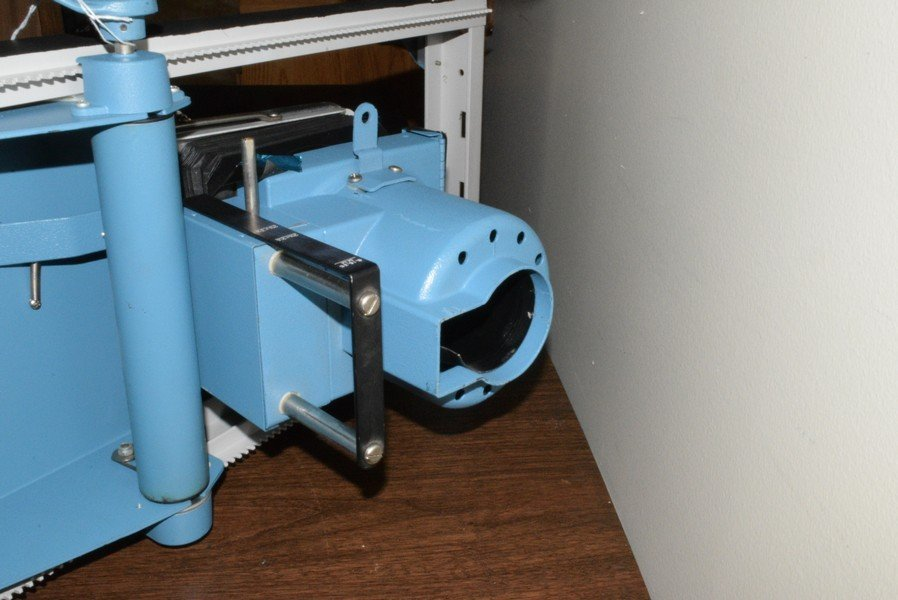 COLOR PHOTO ENLARGER - NO BRAND NAME AND A DICHRO - 5