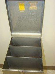 VINTAGE EAGLE CO. SAFE AND LOCK BOX - 4