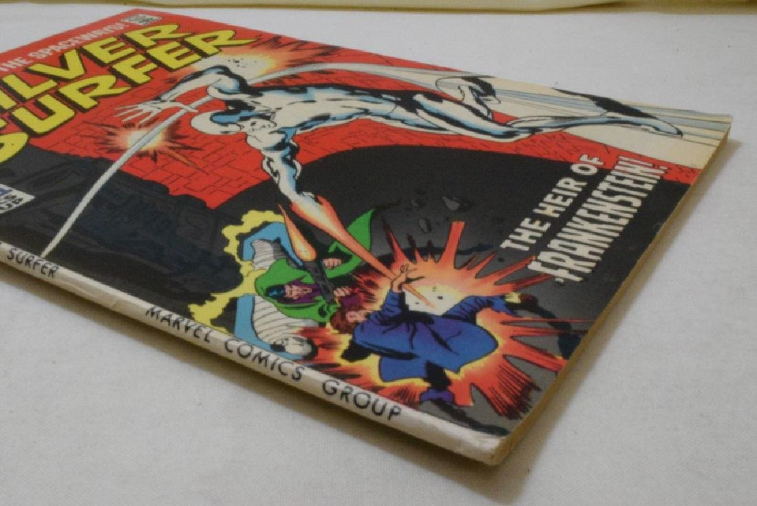 1969 THE SILVER SURFER ISSUE 7 - 2