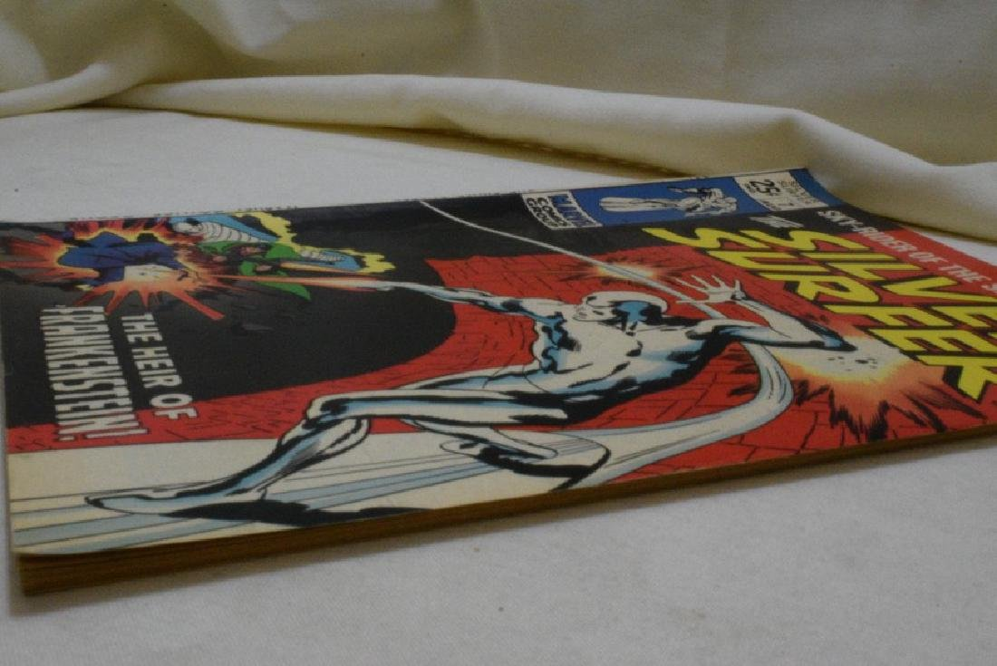 1969 THE SILVER SURFER ISSUE 7 - 3