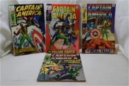 1969 MARVEL COMICS GROUP CAPTAIN AMERICA