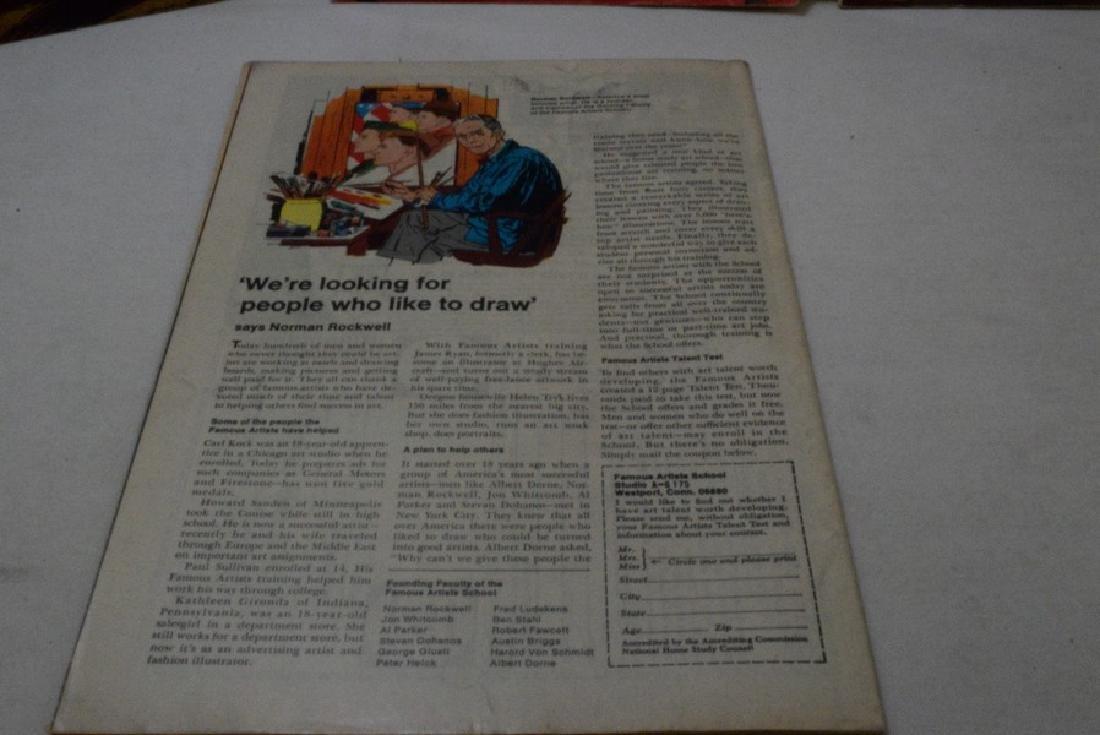 1969 MARVEL COMICS GROUP CAPTAIN AMERICA - 5