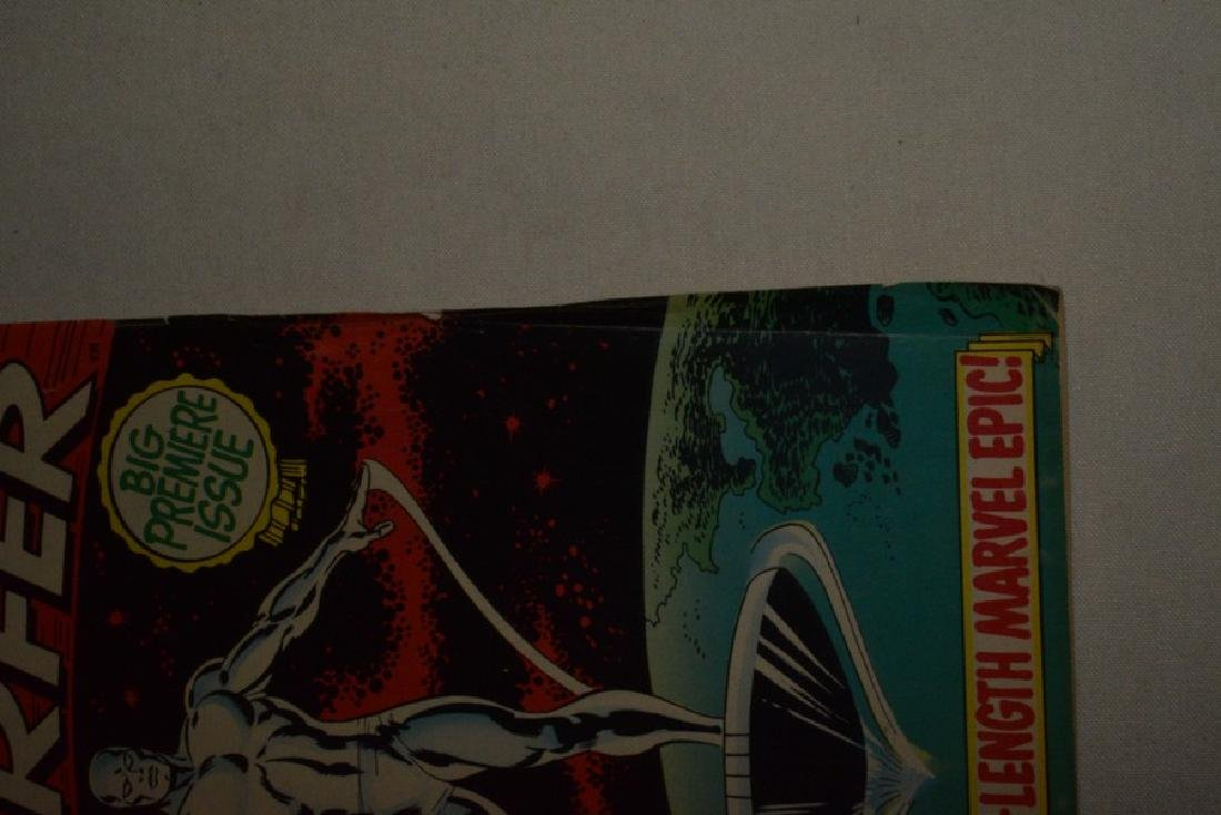 1968 FIRST ISSUE OF SILVER SURFER BY MARVEL COMICS - 2