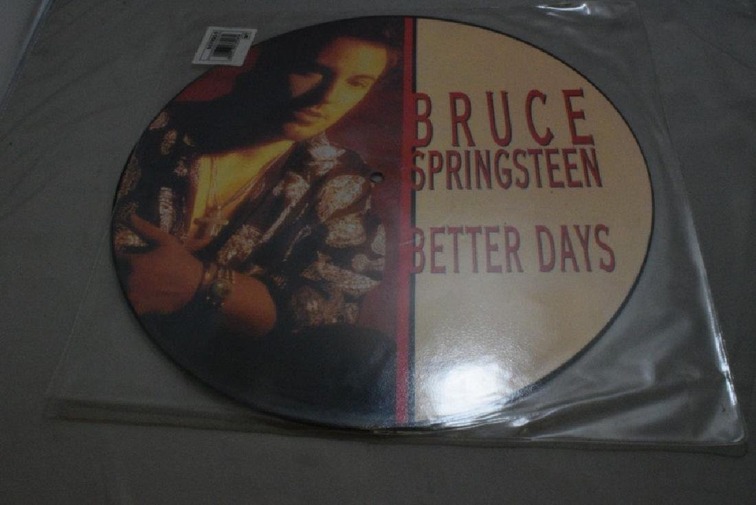 4 BRUCE SPRINGSTEEN 33 RPM RECORD ALBUMS - BETTER - 2