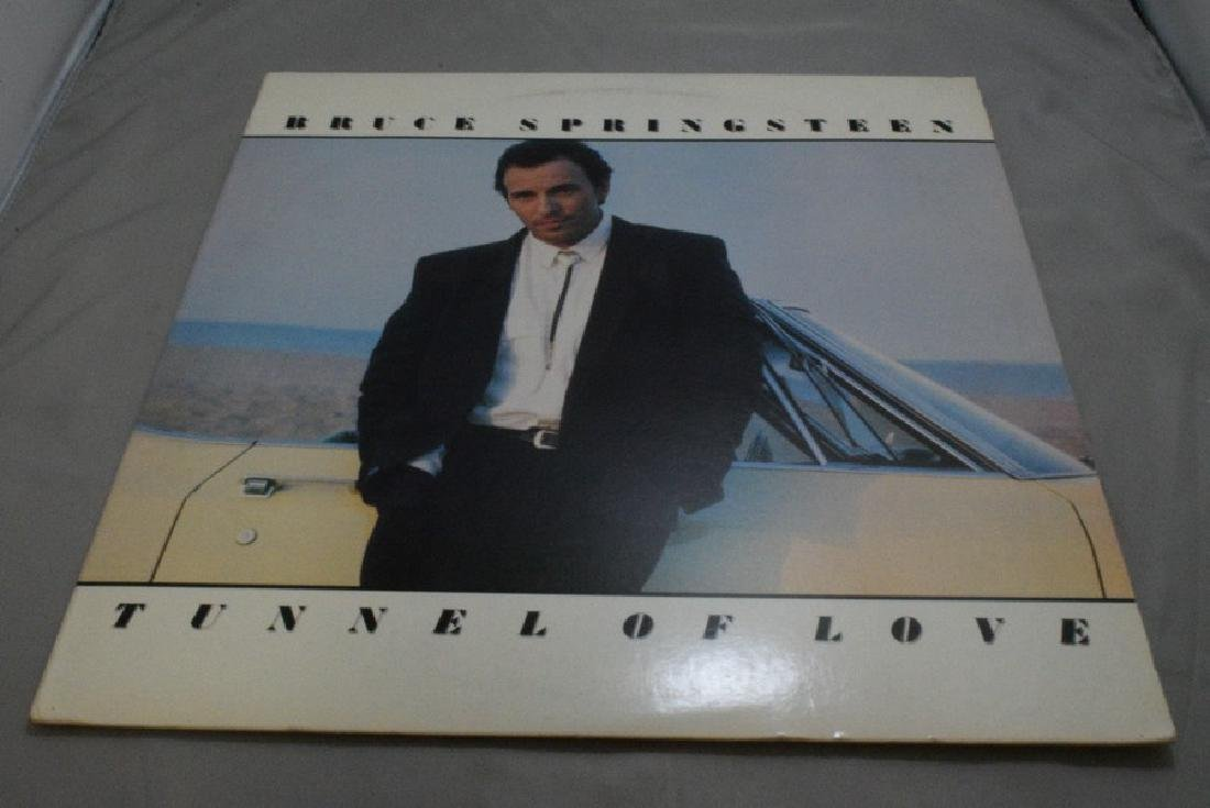 4 BRUCE SPRINGSTEEN 33 RPM RECORD ALBUMS - BETTER - 4