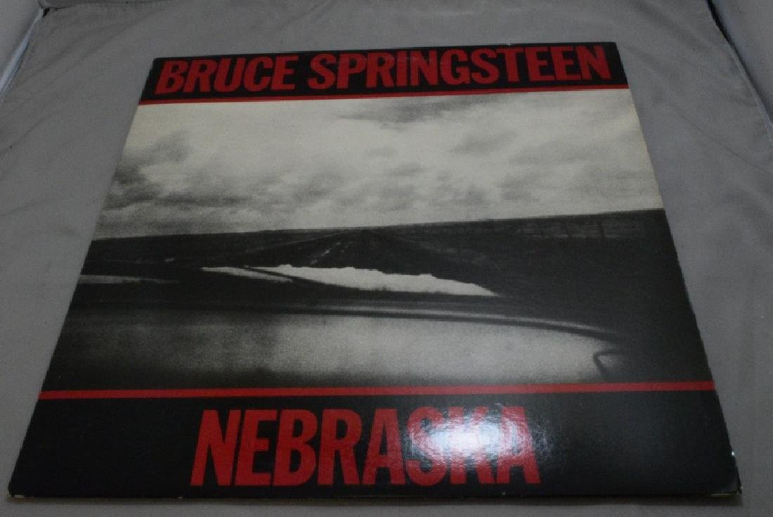 4 BRUCE SPRINGSTEEN 33 RPM RECORD ALBUMS - BETTER - 6