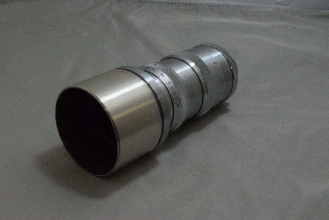 VINTAGE 35MM CAMERA LENSES - 4