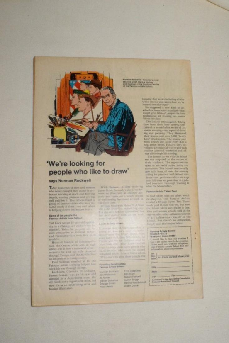 THE AVENGERS OCT 1968 #57 - 2