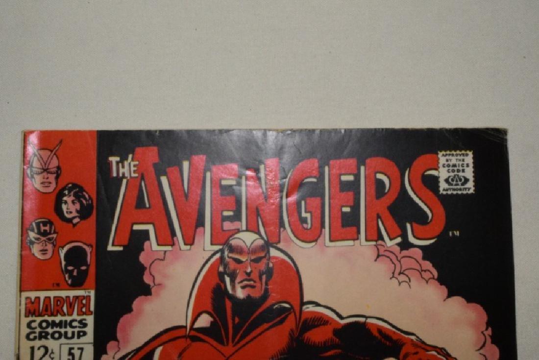 THE AVENGERS OCT 1968 #57 - 3