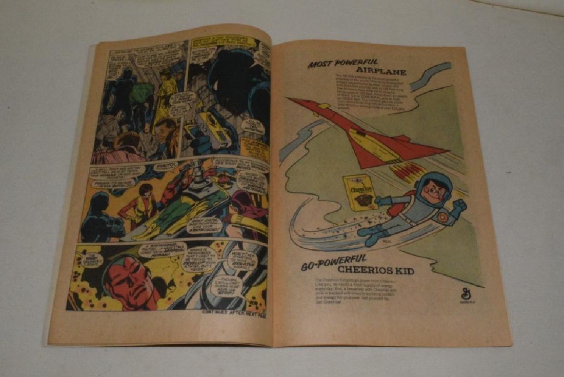 THE AVENGERS OCT 1968 #57 - 5