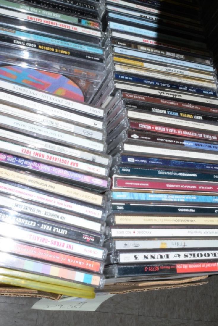 MUSIC CD'S 70+ - 2