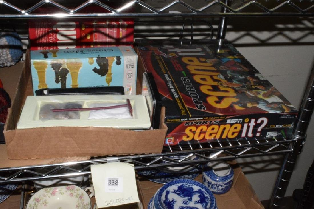 GAME LOT-CHESS-SCENE IT AND MORE