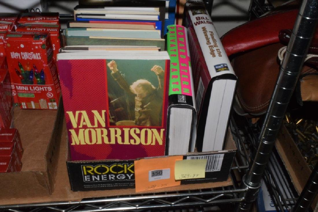 BOOKS-BIOGRAPHIES AND MORE