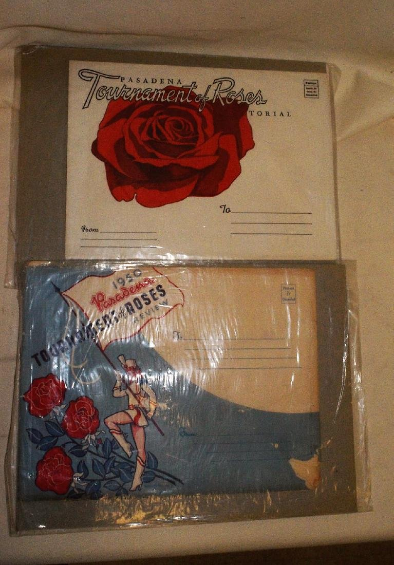 Tournament of Roses Programs - 5