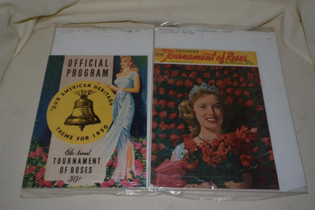 Tournament of Roses Programs - 6