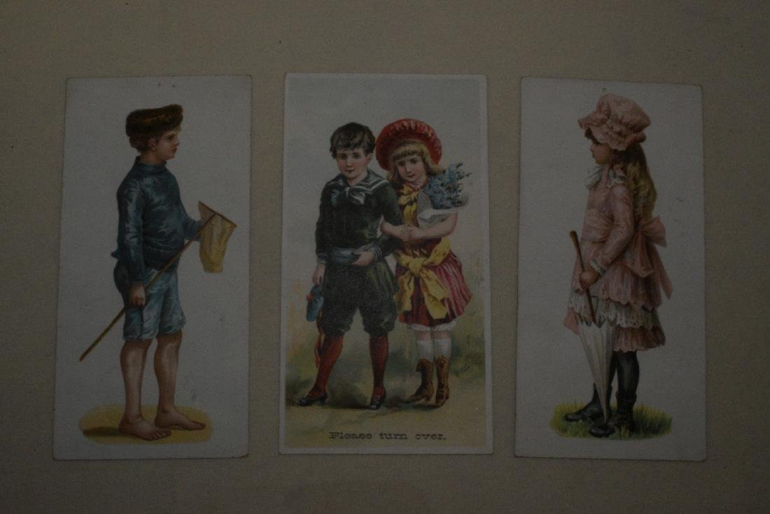 Victorian Trade Cards - 3