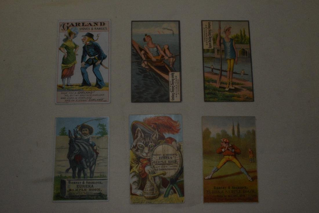 Victorian Trade Cards - 5