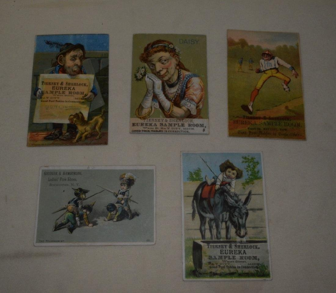 Victorian Trade Cards - 7