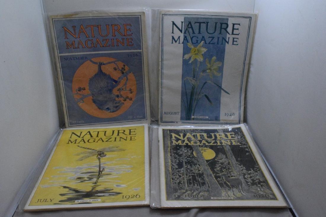 1926 Nature magazine