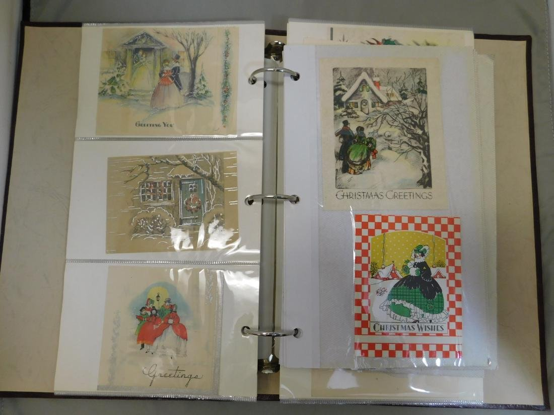 Sheet Music and 1900's Holiday Cards - 8