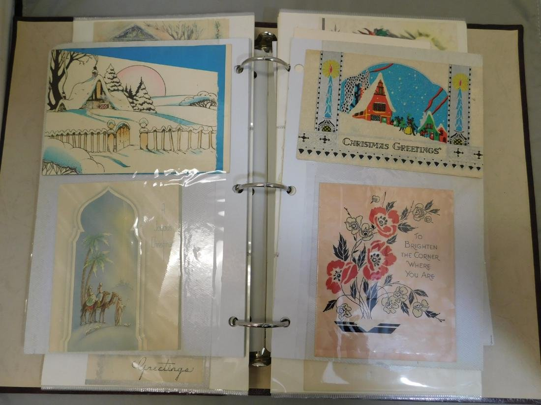 Sheet Music and 1900's Holiday Cards - 9