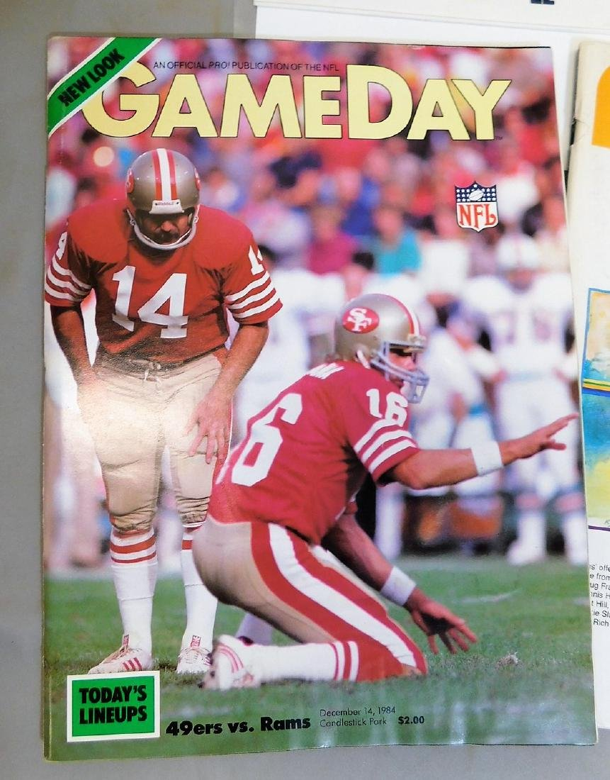 San francisco 49'ers Lot - 2