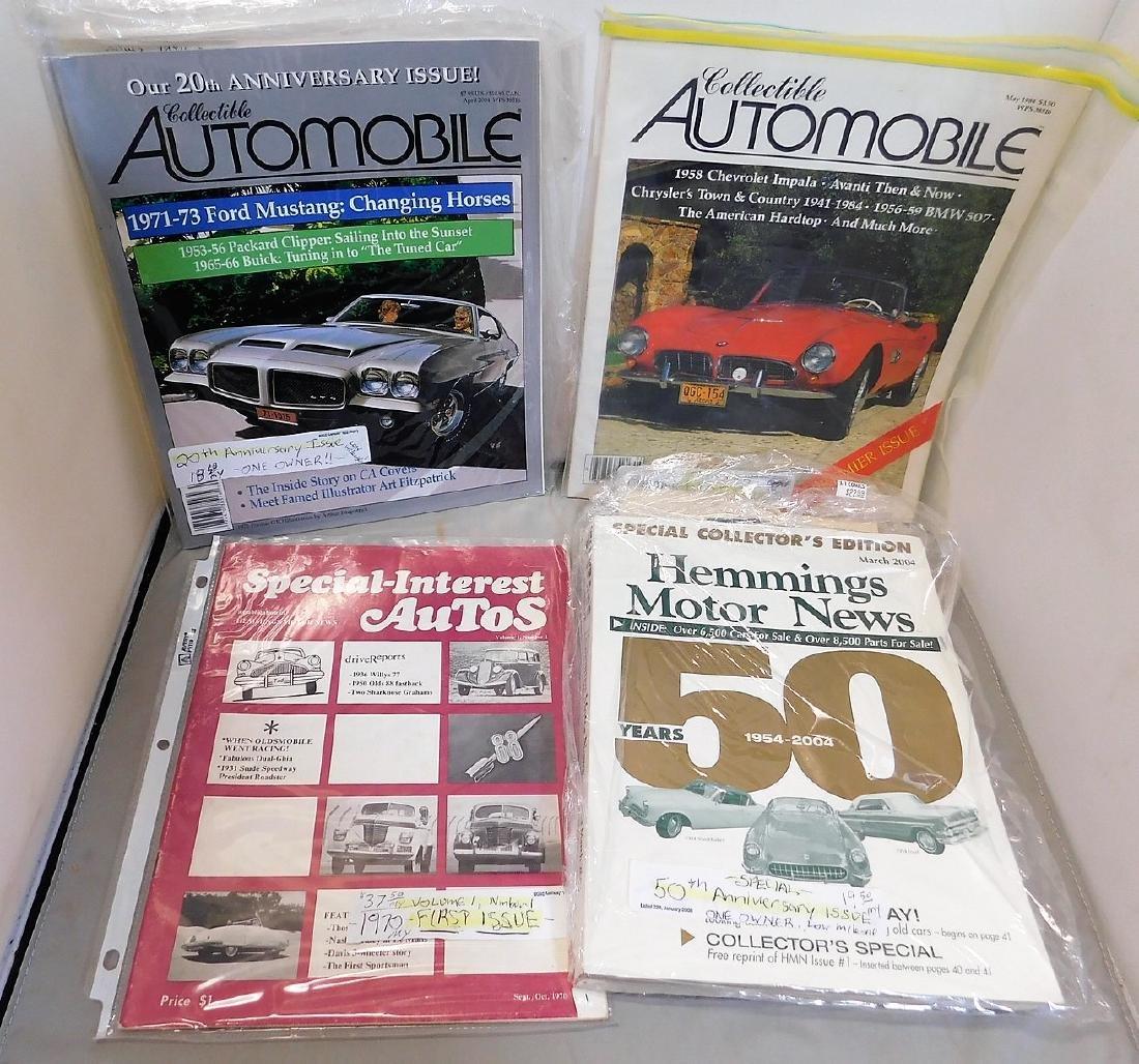 1st printed/edition Auto Magazines