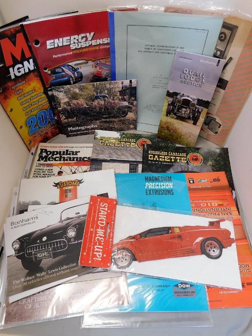 Auto Catalogs & Auto Ephemera