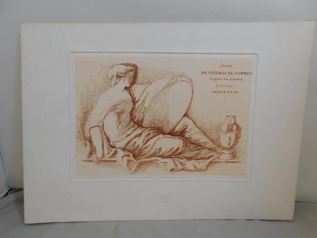 1850's Etching