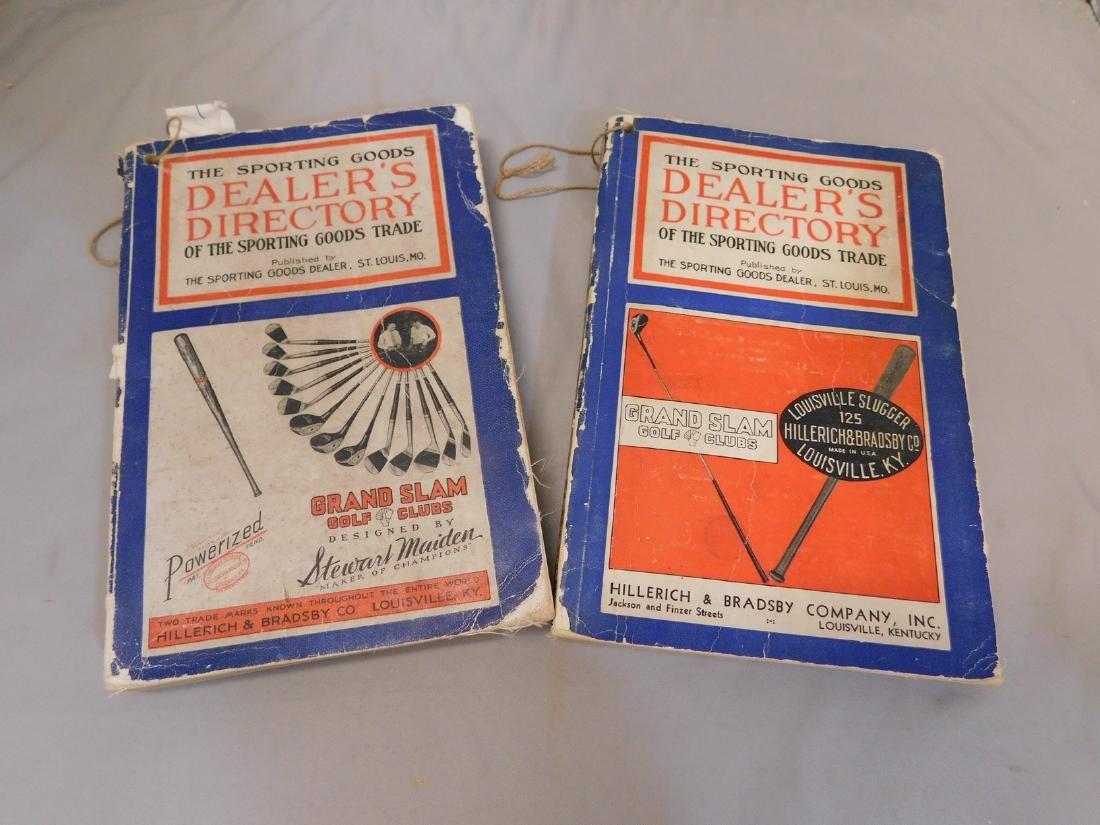 1933 Sporting Goods Catalog