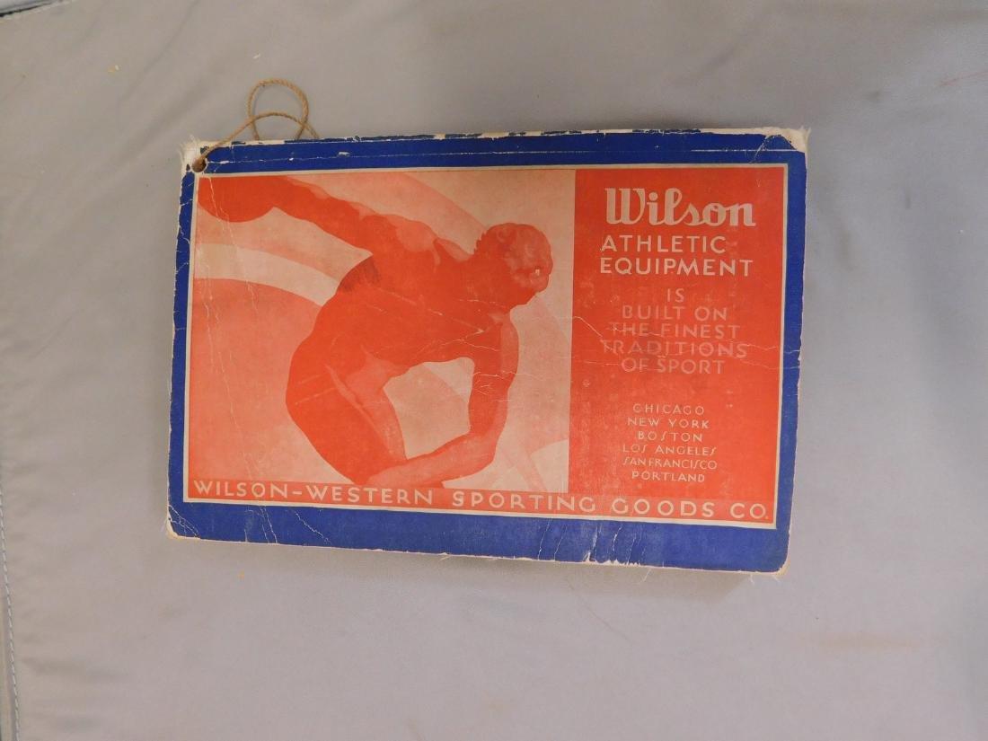 1933 Sporting Goods Catalog - 3
