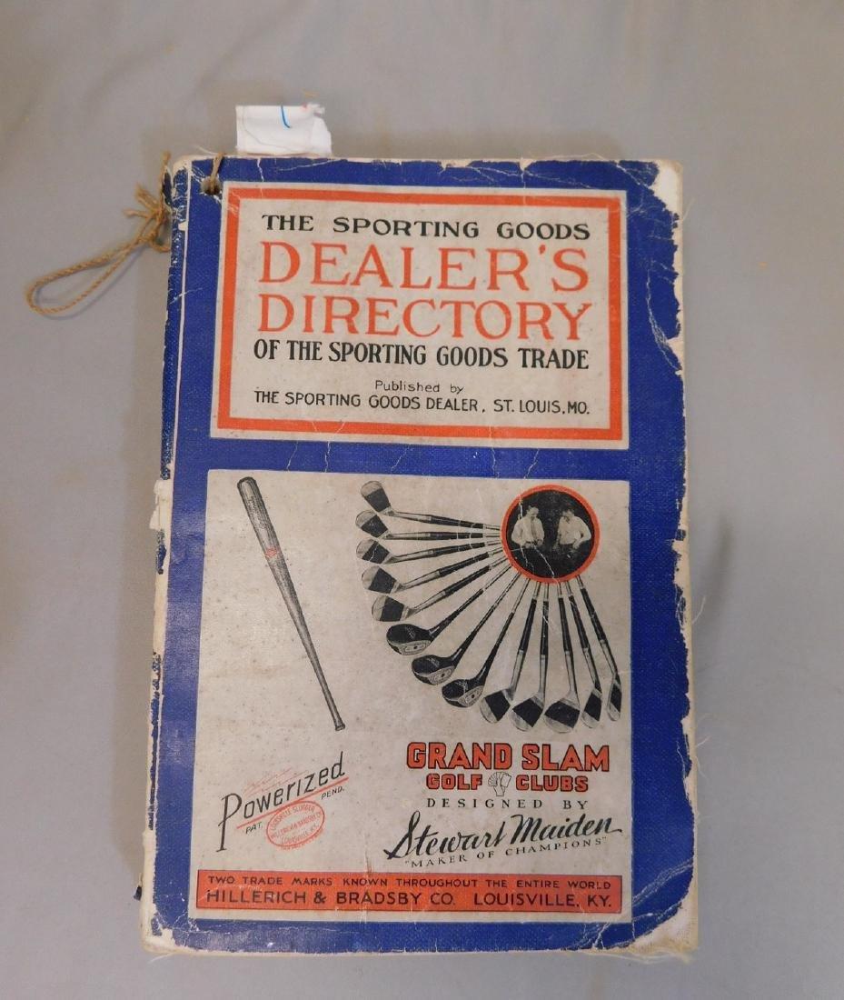 1933 Sporting Goods Catalog - 4