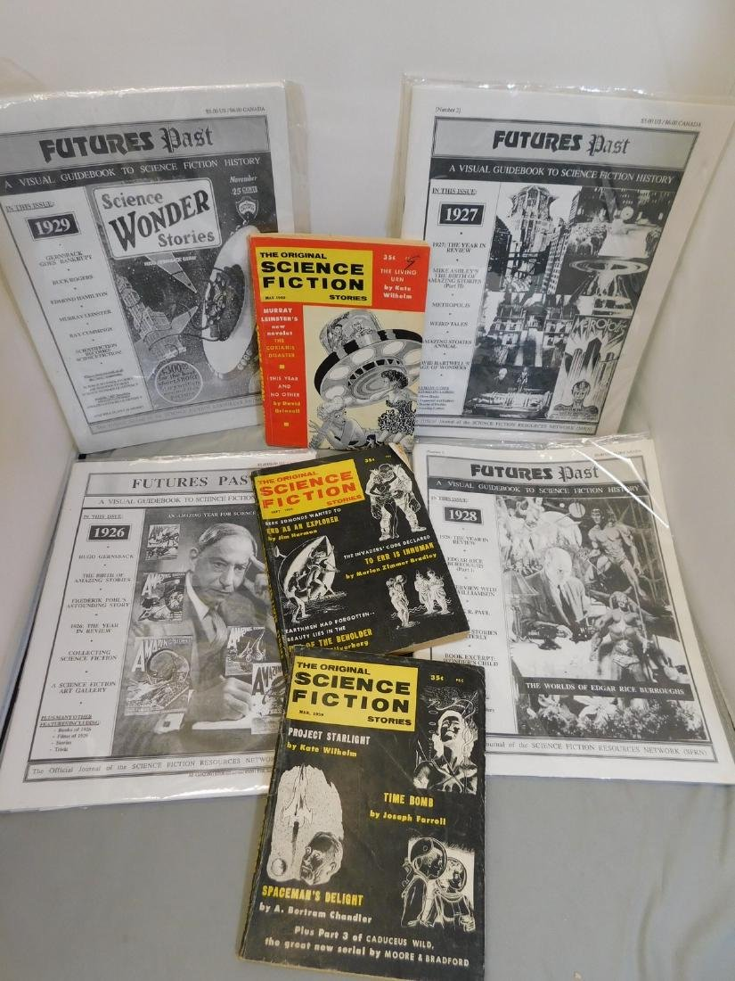 Furtures Past & The Original Science Fiction Stori