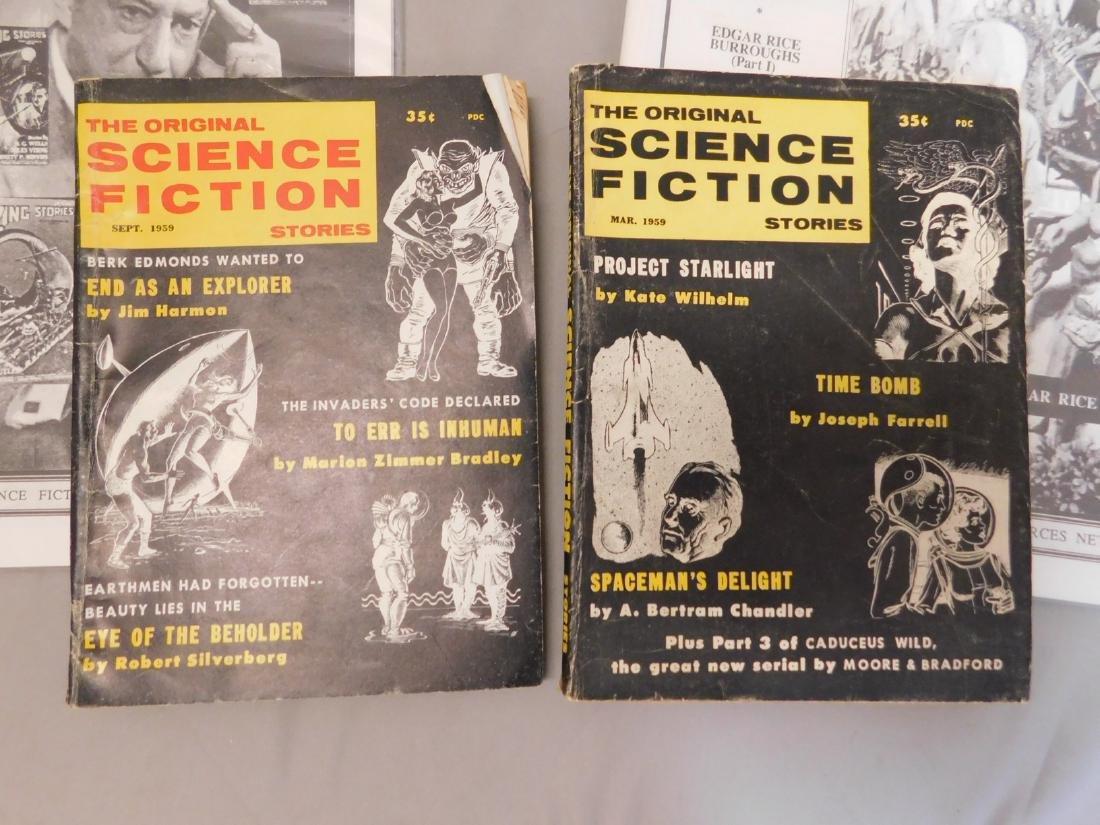 Furtures Past & The Original Science Fiction Stori - 2