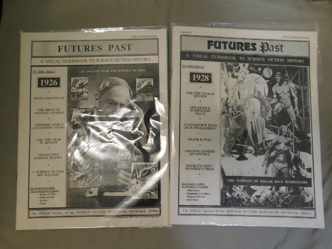 Furtures Past & The Original Science Fiction Stori - 4