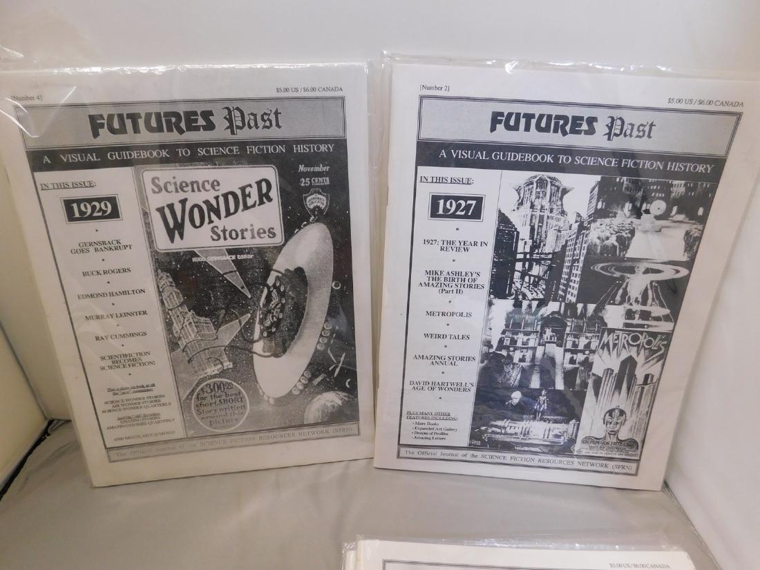 Furtures Past & The Original Science Fiction Stori - 5